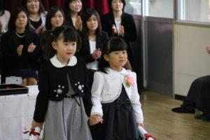卒園式13
