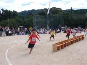 みのり保育園の 運動会 1